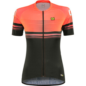 Alé Cycling Graphics PRR Slide SS Jersey Dame black-lollipop